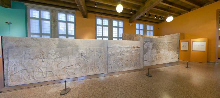 Assyrian Gallery West
