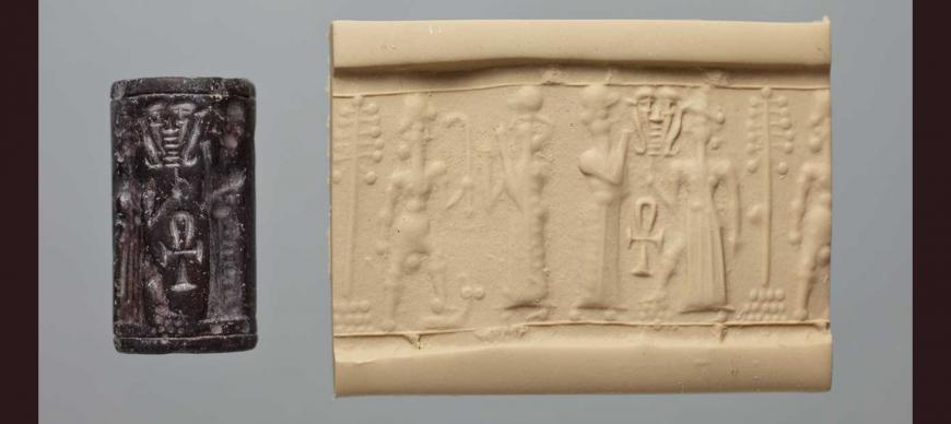 Tell Tayinat Cylinder Seal