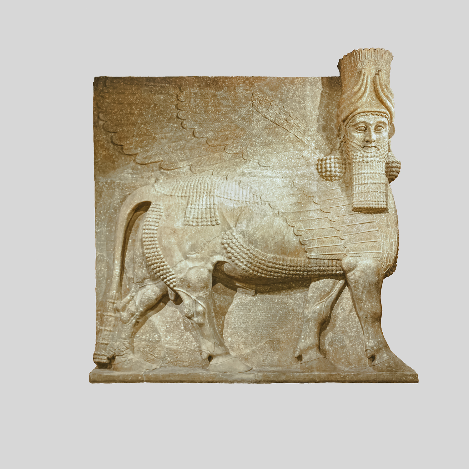 highlights from the collection assyria the oriental institute of