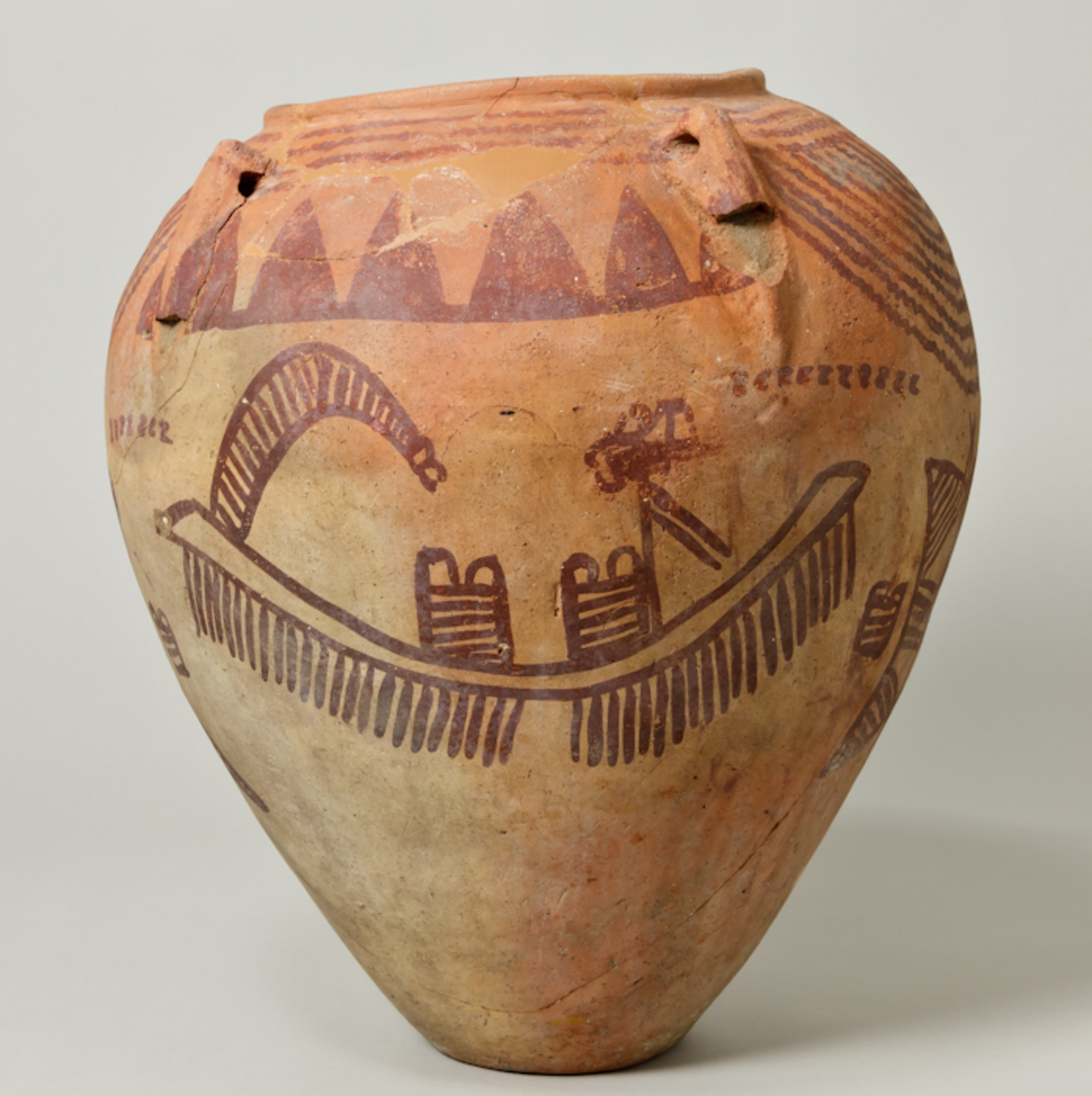 an examination of ancient egyptian pottery Ancient egypt, or the egyptian empire this language was found on carvings on pottery old egyptian and the examination, diagnosis.