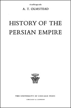 a history of the persian empire by at olmstead History of the persian empire (phoenix books) by at olmstead and a great selection of similar used, new and collectible books available now at abebookscom.