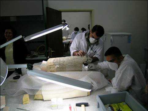 Oriental Institute Of The University Of Chicago To Examine The