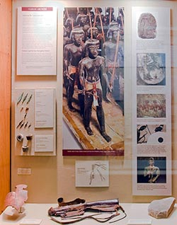 Nubian Archers Display Case